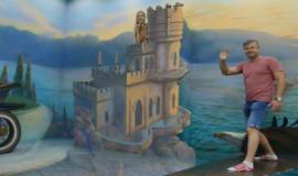 Новый проект «Галерея иллюзий» станет украшением курортной Алушты