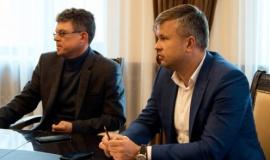 Виктор Жиленко принял участие в эффективном собрании «Перспективы развития предпринимательской среды в городе Бахчисарае»